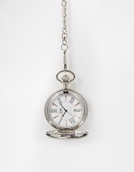 Limit Stainless Steel Pocket Watch 5892 Silver