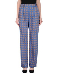 Thakoon Addition Casual Pants Azure