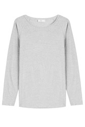 Closed Vintage Melange Longsleeve Top Grey