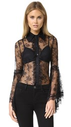 Alice Mccall Octavia Top Black