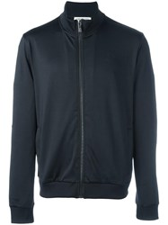 Dirk Bikkembergs Zip Up Sweatshirt Black
