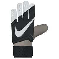 Nike Match Goalkeeper Football Gloves Black White