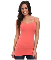 Scully Honey Creek Kayla Cami Melon Women's Sleeveless Orange
