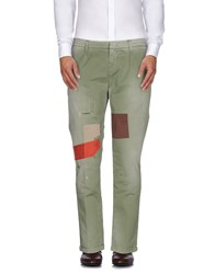 Rare Ra Re Trousers Casual Trousers Men Military Green