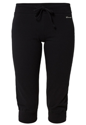 Champion 3 4 Sports Trousers Black