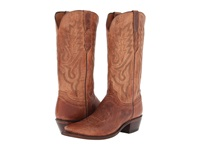 Lucchese M1008.54 Tan Mad Dog Goat Cowboy Boots
