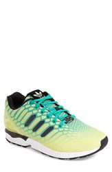 Men's Adidas 'Zx Flux' Glow In The Dark Sneaker