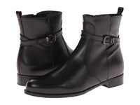 La Canadienne Scarlet Black Leather Women's Boots