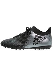 Adidas Performance X 16.2 Cage Astro Turf Trainers Core Black Solar Red