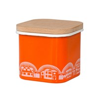 Mini Moderns Enamel Storage Pot Medium