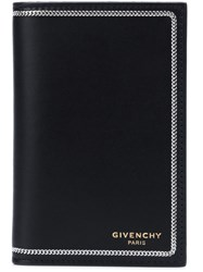 Givenchy Chain Trim Card Holder Black