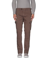 Gaudi' Trousers Casual Trousers Men Khaki