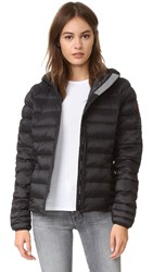 Canada Goose Brookvale Hooded Jacket Black