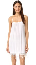 L Space Malibu Cover Up White