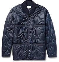 Public School Chool Juliu Quilted Hell Jacket Navy