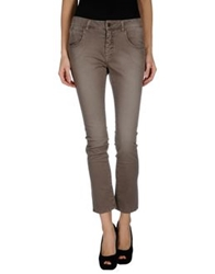 Good Mood Denim Pants Dove Grey