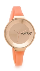 Rumbatime Orchard Mirror Watch Peach