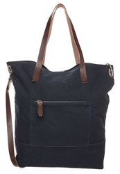Zign Tote Bag Navy Blue