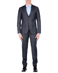 Mario Matteo Mm By Mariomatteo Suits And Jackets Suits Men Steel Grey