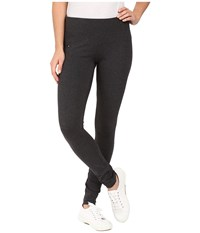 Sperry Solid Leggings Heather Gray Hose