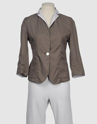 Sucre Suits And Jackets Blazers Women Brown