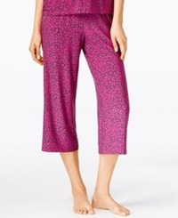 Alfani Leopard Print Pajama Pants Only At Macy's Exotic Leo