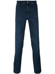 Paul And Shark Straight Jeans Blue