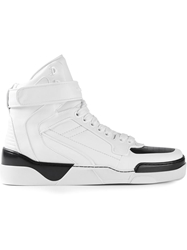 Givenchy 'Tyson' Hi Top Sneakers White