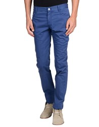 Harmontandblaine Trousers Casual Trousers Men Azure