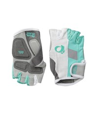 Pearl Izumi Elite Gel Glove Women's Aqua Mint Cycling Gloves Blue