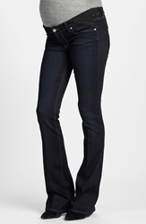 Paige 'Skyline' Bootcut Maternity Jeans Mona