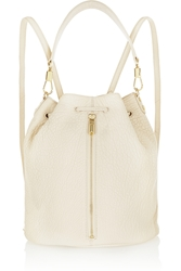Elizabeth And James Cynnie Sling Textured Leather Backpack