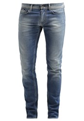 Gas Jeans Gas Anders Slim Fit Jeans Light Wash Light Blue