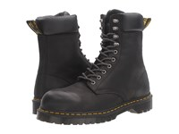Dr. Martens Work Rufford Electrical Hazard Steel Toe 10 Tie Boot Black Wyoming Men's Lace Up Boots