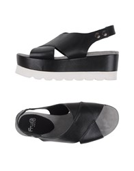 Fru.It Footwear Sandals Women Black