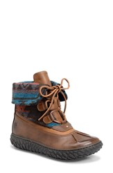 Brn Women's B Rn Archer Waterproof Boot Brown Sugar Leather