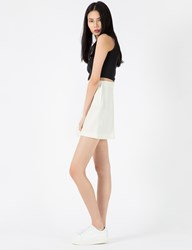 Wood Wood Bright White Mabel Skirt