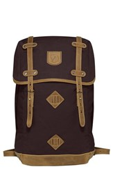 Fjall Raven Men's Fjallraven 'Rucksack No. 21' Large Backpack Brown Hickory Brown