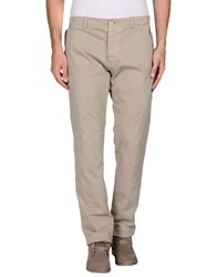 Officina 36 Trousers Casual Trousers Men Sand