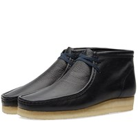 Clarks Originals Wallabee Boot Blue