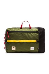 Topo Designs Travel Bag Olive