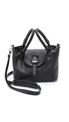 Meli Melo Classic Mini Thela Halo Bag Black