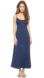 Stateside Low Back Maxi Dress Navy