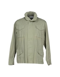 Macchia J Jackets Military Green