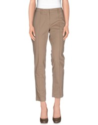 Mason's Trousers Casual Trousers Women Sand