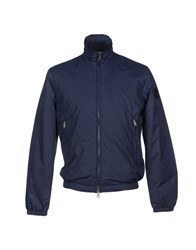 Replay Coats And Jackets Jackets Men Dark Blue