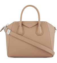 Givenchy Antigona Small Studded Leather Tote Old Pink