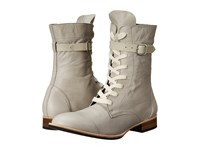 Y's By Yohji Yamamoto Lace Up Boots Grey Women's Lace Up Boots Gray