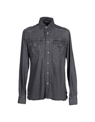 Galliano Denim Shirts