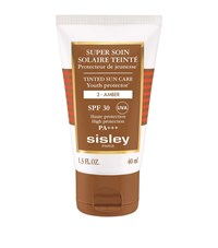 Sisley Super Soin Solaire Tinted Sun Care Spf 30 Teinte No. 3 Amber Female